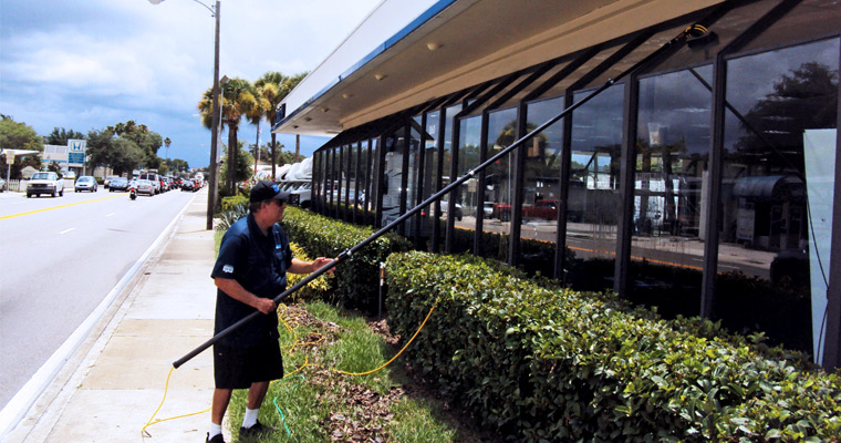 Window Washing Orlando